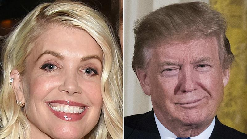 Donald Trump propositioned me in MSG elevator, wife of ex-NHL star says