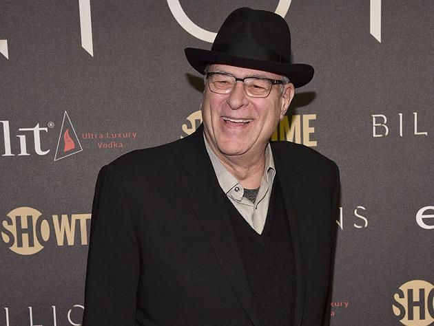 Phil Jackson at the event. (Getty Images)