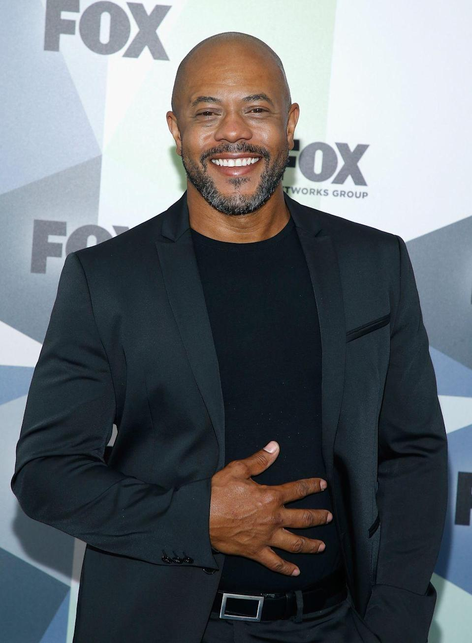 <p>The 45-year-old actor played FBI Agent Dennis Abbott in the series, which he joined in 2013. He's also known for his work on <em>Soul Food</em>, <em>Prison Break</em>, and <em>The Game</em>. </p>