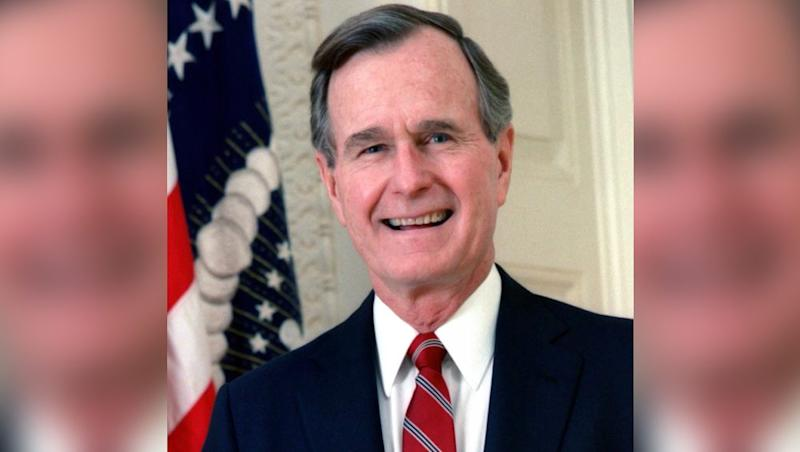 Late US President George HW Bush Secretly Sponsored 7-Year-Old Boy for a Decade in Philippines