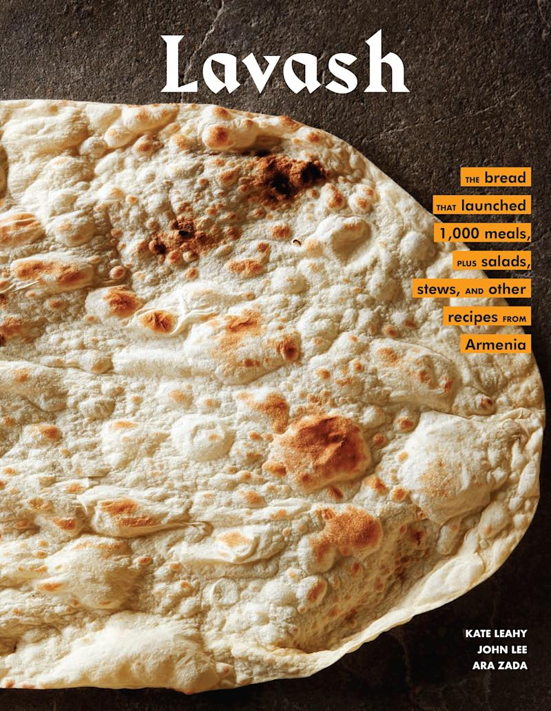 Learn how to make Armenian lavash and more in Kate Leahy, John Lee, and Ara Zada's book, available on Amazon