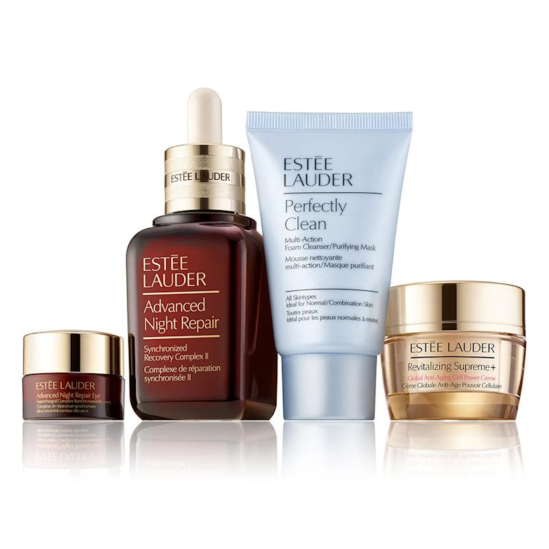 Esteé Lauder Repair + Renew Set. (Photo: Nordstrom)