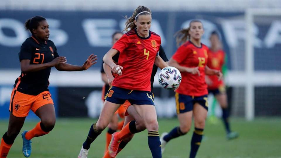Spain v Holland -International Friendly Women | Soccrates Images/Getty Images