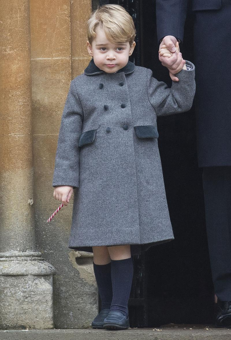 Prince William Reveals Whether 4-Year-Old George Gets Screen Time (and More!)