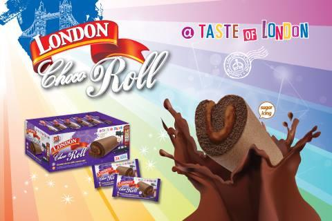 Sugar King. (London Choco Roll Facebook Page)