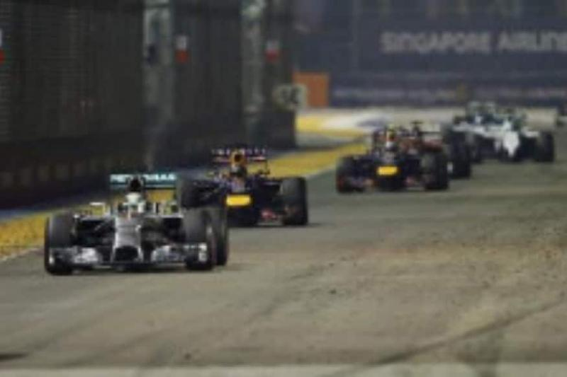 Singapore Grand Prix Can't be Held Behind Closed Doors: F1 Race Organisers