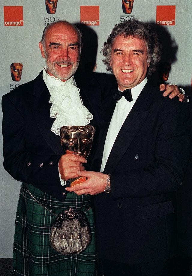 BAFTA Connery & Connolly