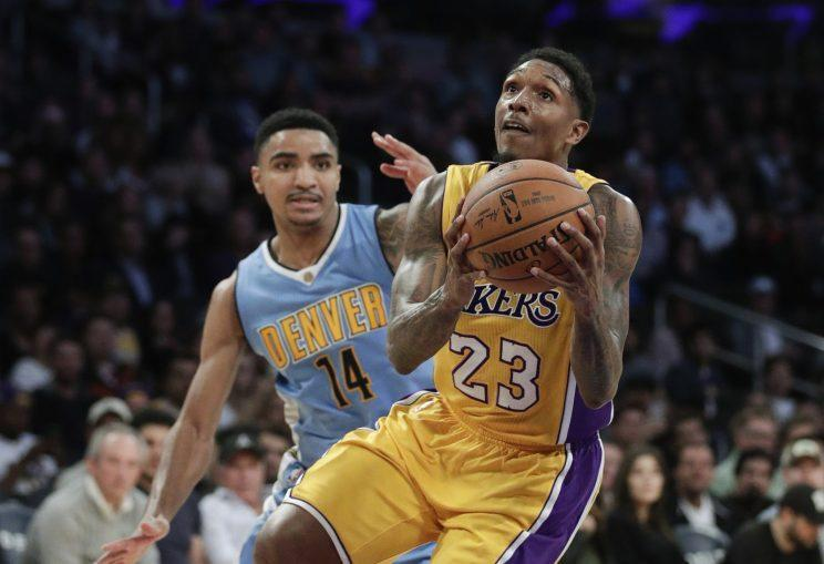 The Rockets acquired guard Lou Williams on Tuesday. (AP)