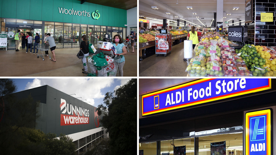 Australia's most trusted brands, revealed. (Source: Getty)