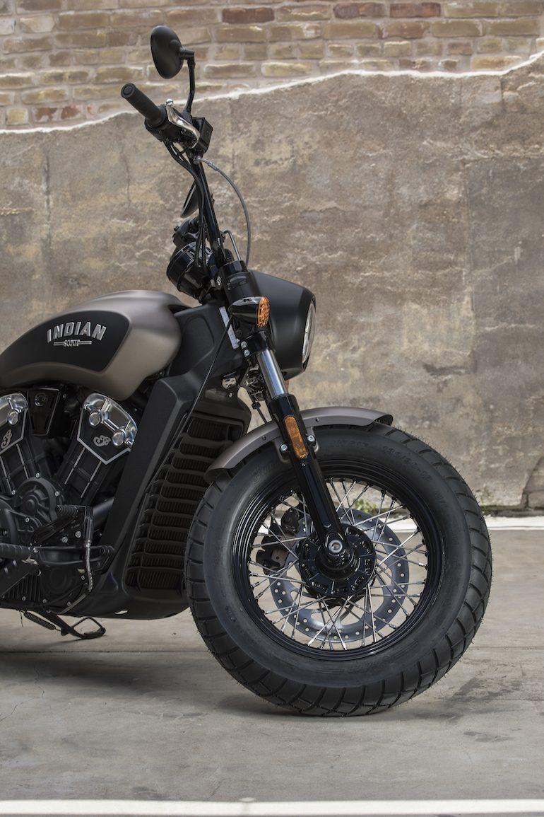Indian Goes Badass With New Scout Bobber