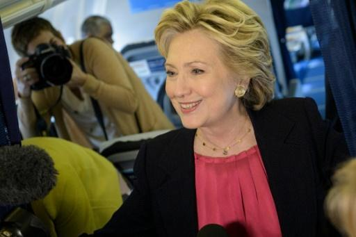 Clinton energized after showdown with Trump