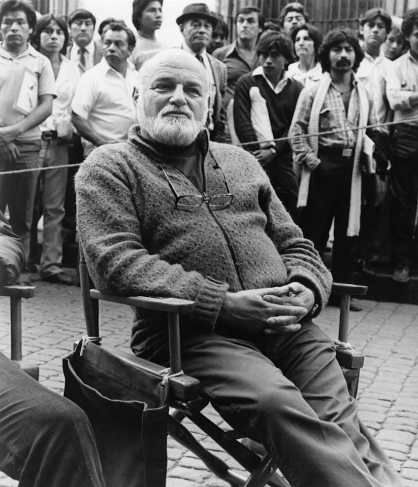 """1926  Academy Award winning director John Schlesinger was born on this day in London. Schlesinger was thrice nominated for best director, for """"Darling"""" (1965), """"Sunday Bloody Sunday"""" (1971), and """"Midnight Cowboy"""" (1969), the film that won him an Oscar and that also won best picture."""