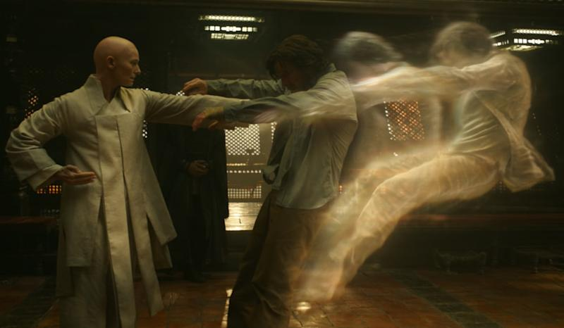 'Doctor Strange' Opens to $85 Million in the US