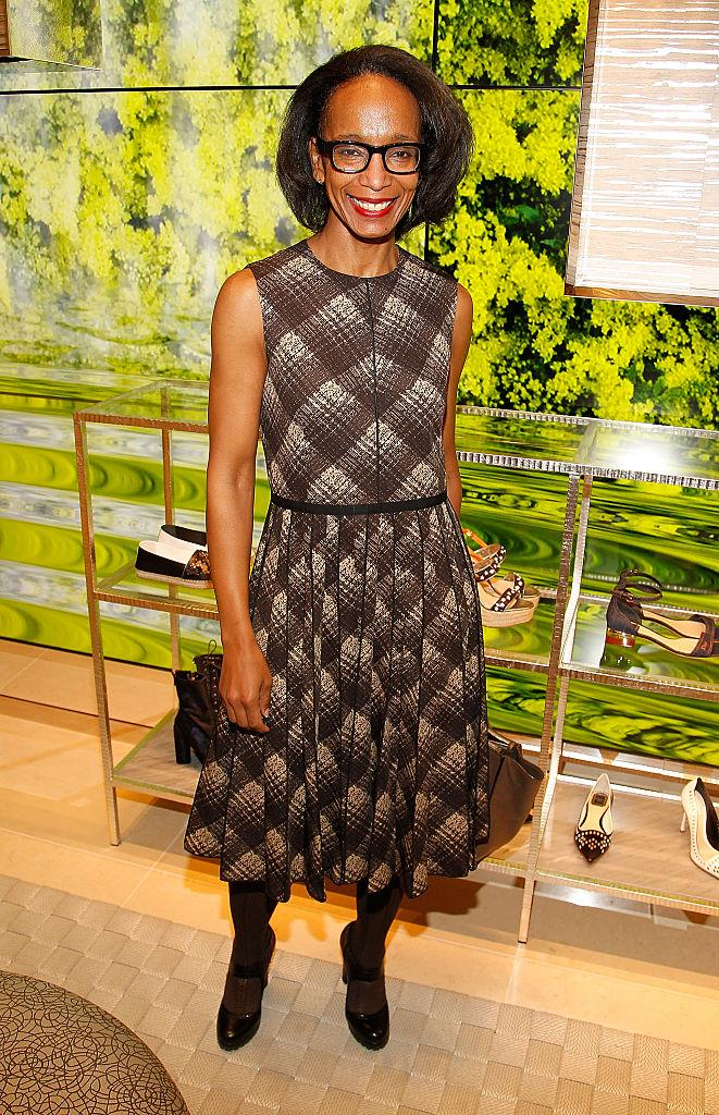 Fashion Critic Robin Givhan in Washington, D.C. (Photo: Getty Images)