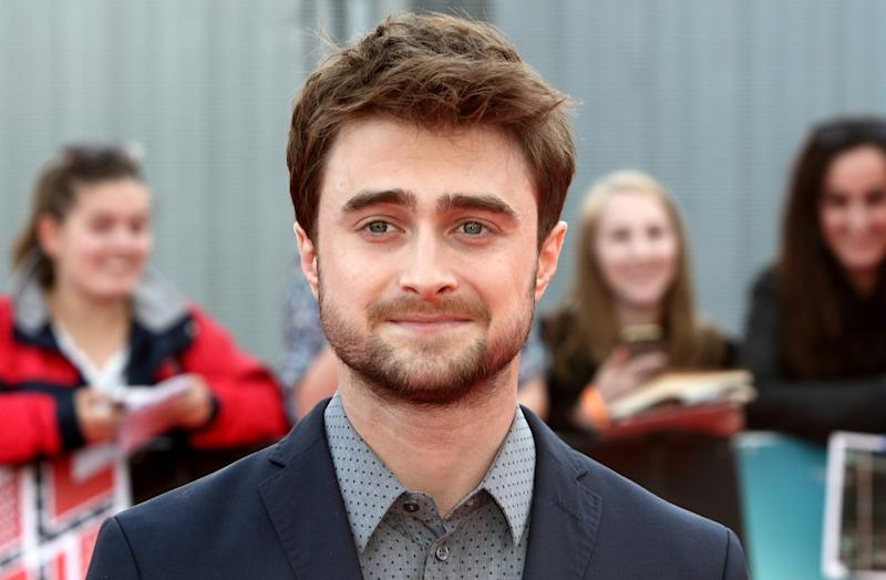 Daniel Radcliffe is set to take on his first gun-toting action movie role (credit: WENN)