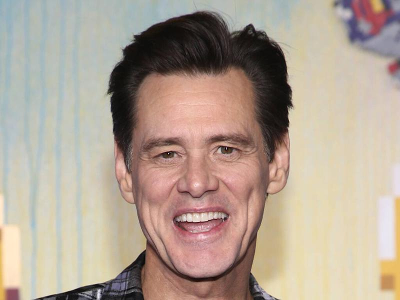 Jim Carrey and Will Smith growing beards during self-isolation