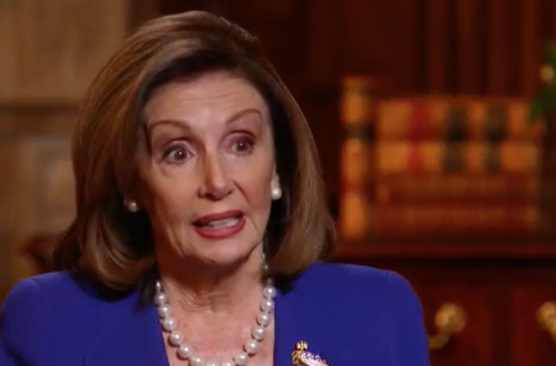 Speaker of the House Nancy Pelosi called Donald Trump a 'stain on our country' and 'unworthy to be president' (MSNBC)