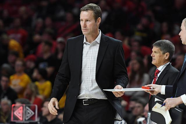 With only seven scholarship players available, Fred Hoiberg picked up QB Noah Vedral and OT Brant Banks on Tuesday. (Mitchell Layton/Getty Images)