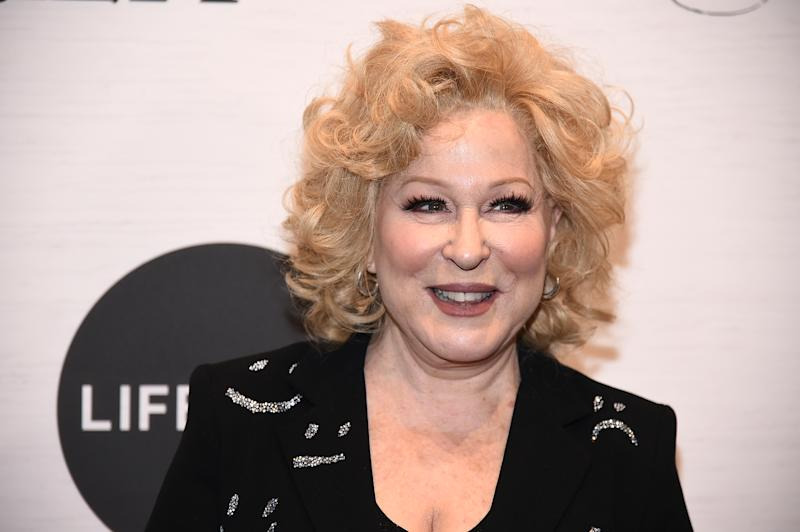 Bette Midler faces criticism after asking Beyoncé fans to mobilize to defeat Donald Trump. (Photo: Getty Images)