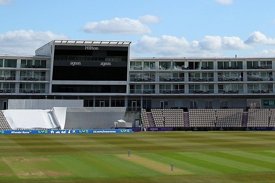 <p>The touring teams from India and Pakistan will be able to quarantine at the Ageas Bowl</p> (Getty Images)