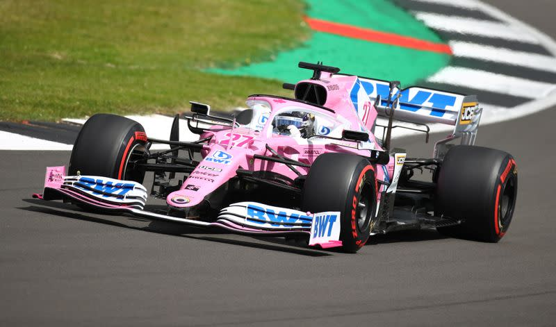 Racing Point fined and lose 15 points after Renault protest upheld