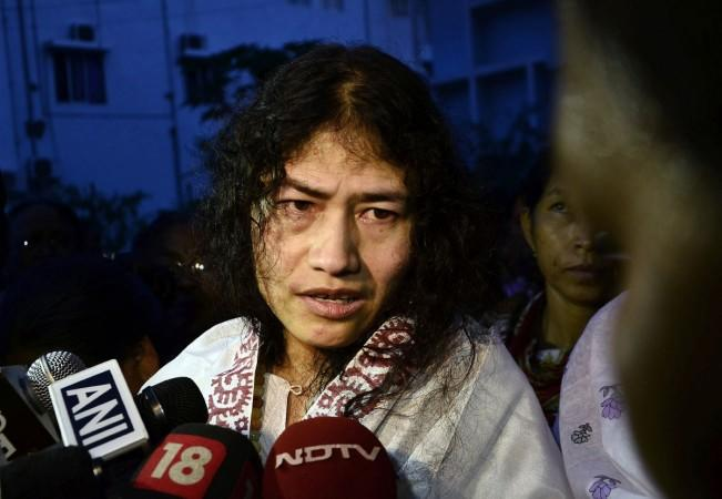Irom Sharmila, Kerala visit, Manipur election