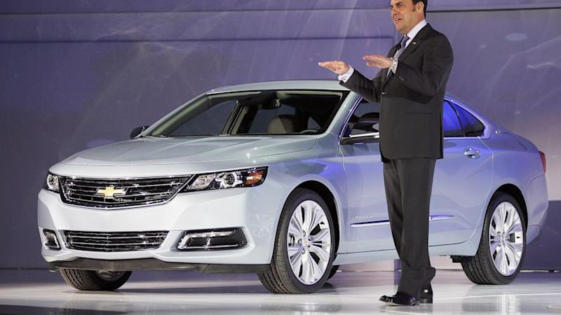 Chevy Impala Makes Historic Leap in CR Ratings