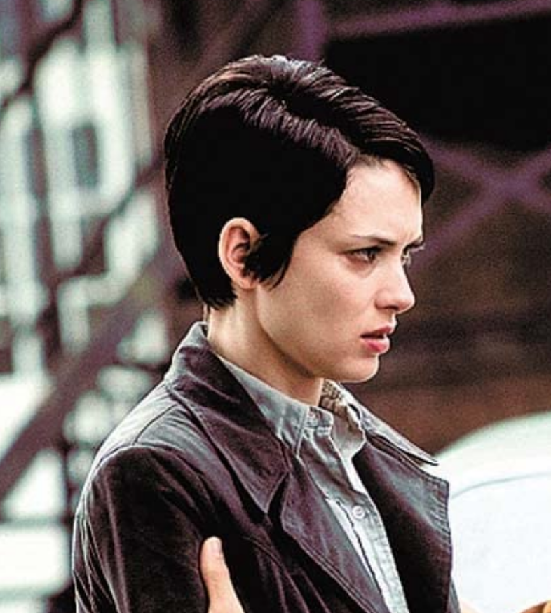 <p>Winona Ryder's sleek pixie in <em>Girl, Interrupted</em> was, well, something all cool girls aspired to replicate. </p>