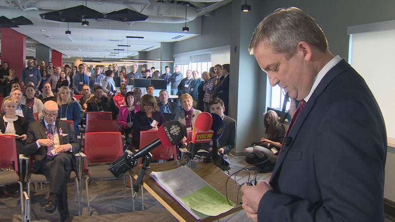 Best time to move to N.L. is now, says labour minister at immigration strategy launch