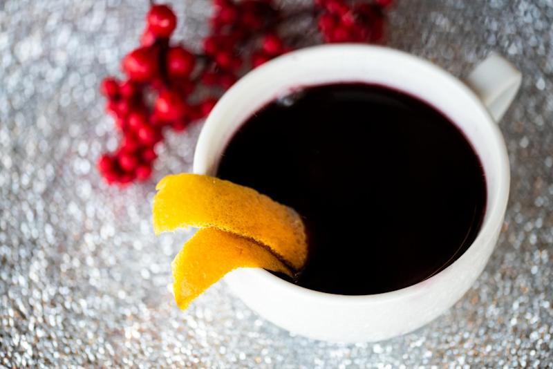 Mulled wine (Industry Kitchen)