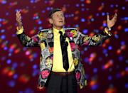 <p>Legendary NBA reporter Craig Sager died on Dec. 15, 2016 at 65 after a long battle with leukemia. Photo from Getty Images. </p>
