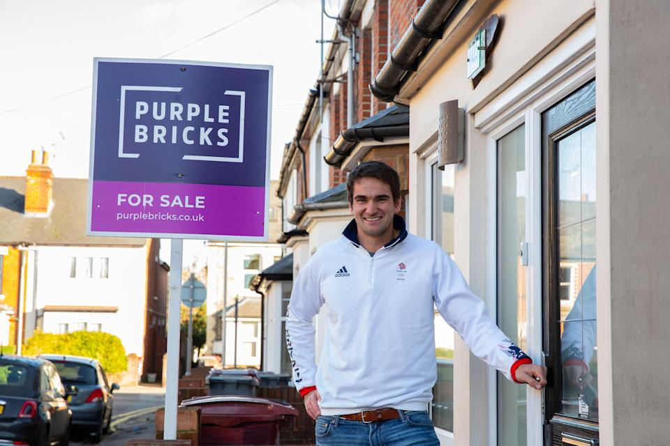 Rio star Innes is starting his own speaking business and selling his house - near British Rowing's Caversham base - through Purplebricks