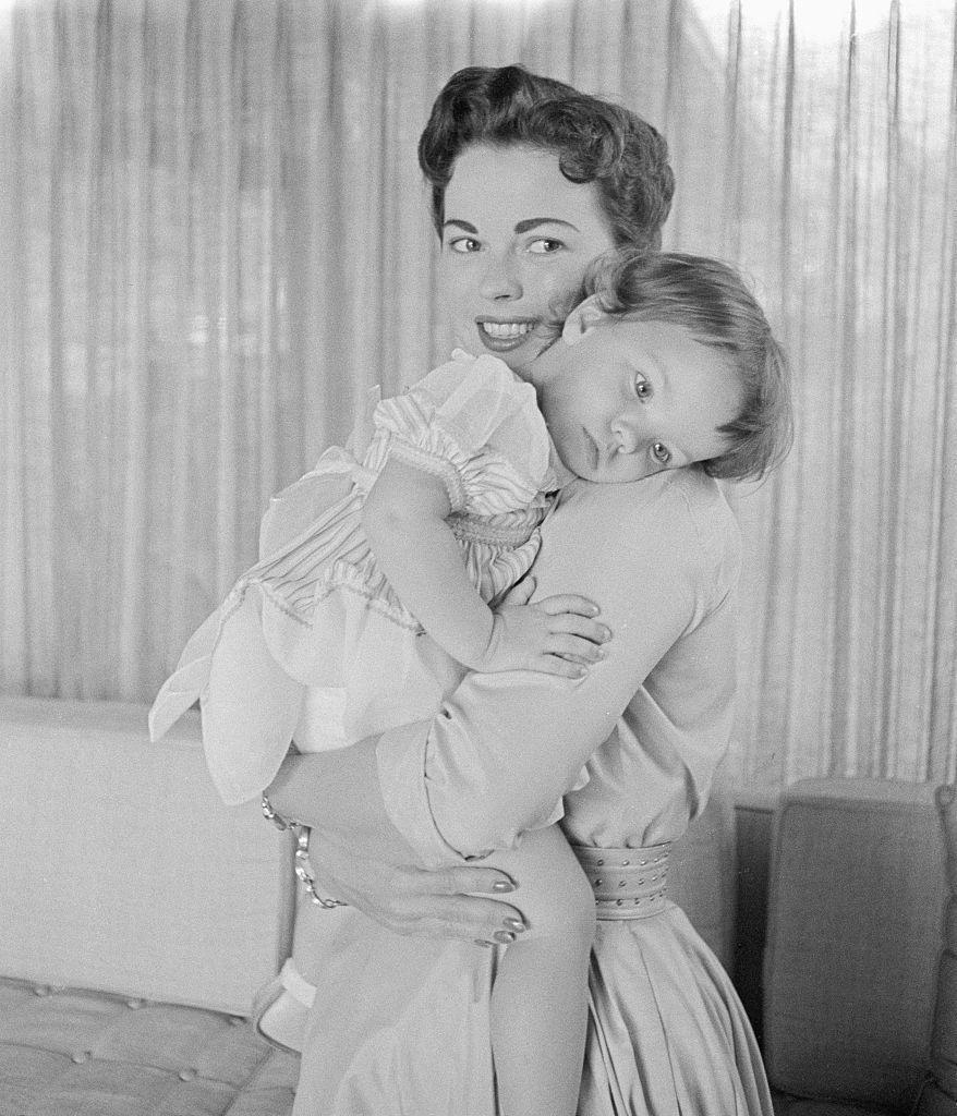 <p>After stepping away from Hollywood, Shirley embraced life at home. In addition to raising Linda Susan from her previous marriage, Shirley gave birth to a son, Charles Black Jr., in 1952 and two years later welcomed another daughter, Lori Black. </p>