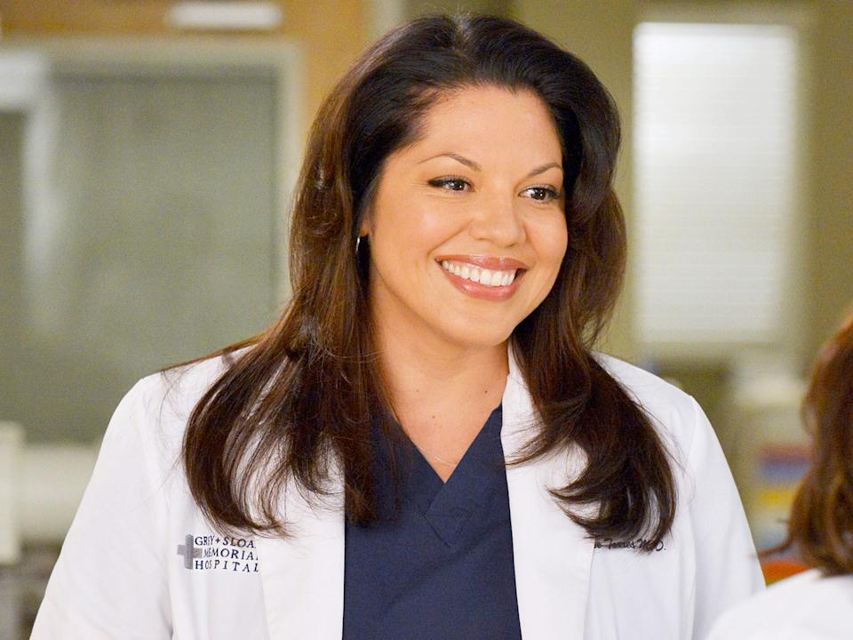 "Sara Ramirez played Callie on 11 seasons of ""Grey's Anatomy."""