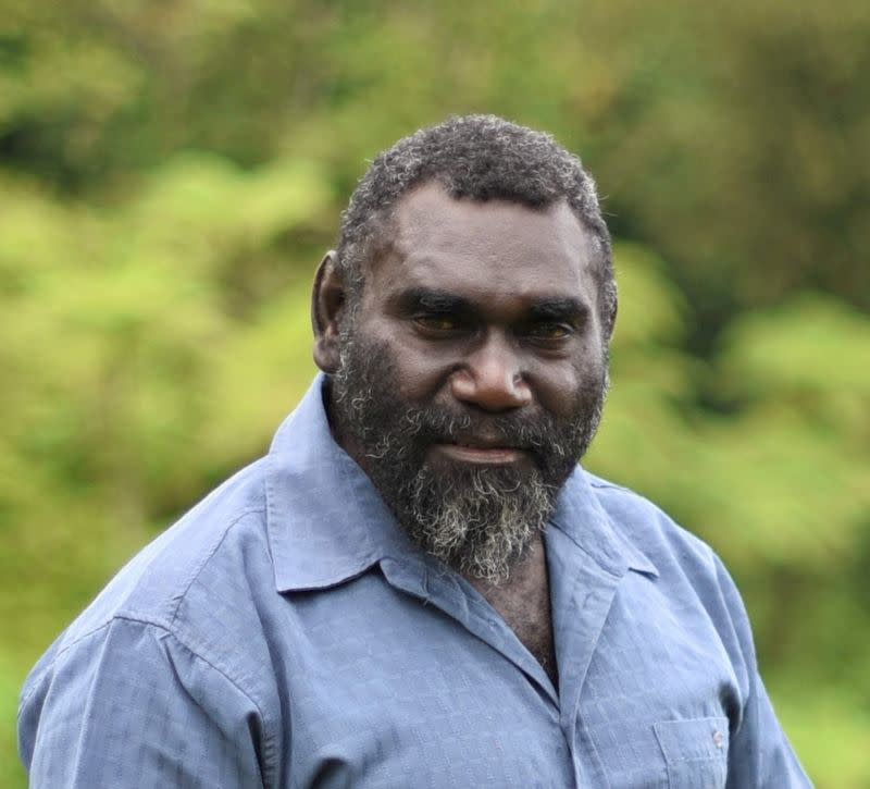 Bougainville elects former rebel commander as next president