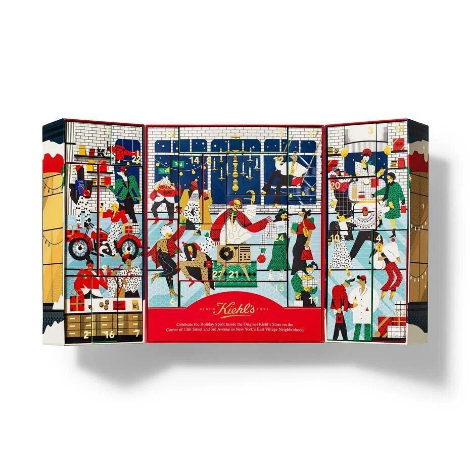"<h3>Kiehl's Limited Edition Skincare Advent Calendar<br></h3><br>The Kiehl's advent calendar is always one of the most hotly anticipated items of the gifting season, and they've done it again with this year's storybook-like calendar inspired. In addition to having excellent packaging from artist <a href=""https://www.instagram.com/maite_franchi/?hl=en"" rel=""nofollow noopener"" target=""_blank"" data-ylk=""slk:Maïté Franchi"" class=""link rapid-noclick-resp"">Maïté Franchi</a>, it's also a great way to nab $207 worth of skin care for just $98.<br><br><strong>Kiehl's</strong> Limited Edition Skincare Advent Calendar, $, available at <a href=""https://go.skimresources.com/?id=30283X879131&url=https%3A%2F%2Ffave.co%2F3n2h9IY"" rel=""nofollow noopener"" target=""_blank"" data-ylk=""slk:Kiehl's"" class=""link rapid-noclick-resp"">Kiehl's</a>"