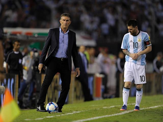 Who was Bauza trying to kid? (AFP/Getty )