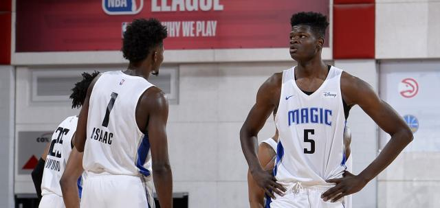 "How new coach Steve Clifford makes the frontcourt of Aaron Gordon, <a class=""link rapid-noclick-resp"" href=""/nba/players/5768/"" data-ylk=""slk:Jonathan Isaac"">Jonathan Isaac</a> and Mo Bamba works promises to be pretty fascinating."