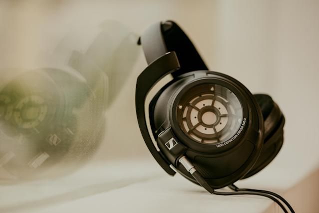 The Sennheiser HD 820 arrives this summer, retailing for $3,000. Source: Sennheiser