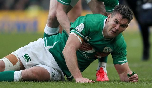 Johnny Sexton's hamstring injury has given opportunities to both Billy Burns and Ross Byrne