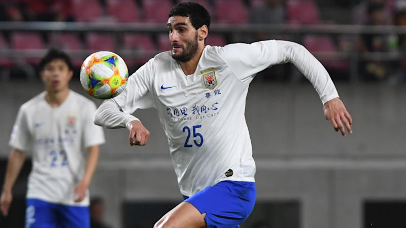 Fellaini scores hat-trick in first CSL match since recovering from coronavirus