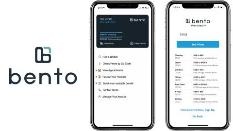 Bento Brings Price Transparency to the Dental Industry with Price Check