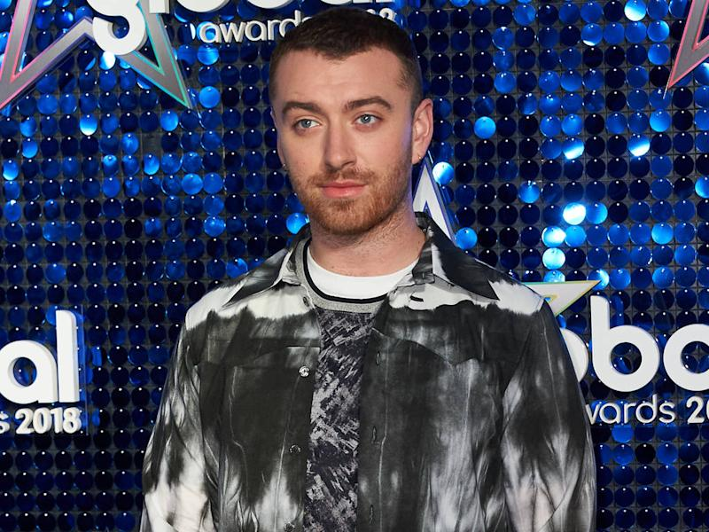 Sam Smith still 'raw' after Brandon Flynn split