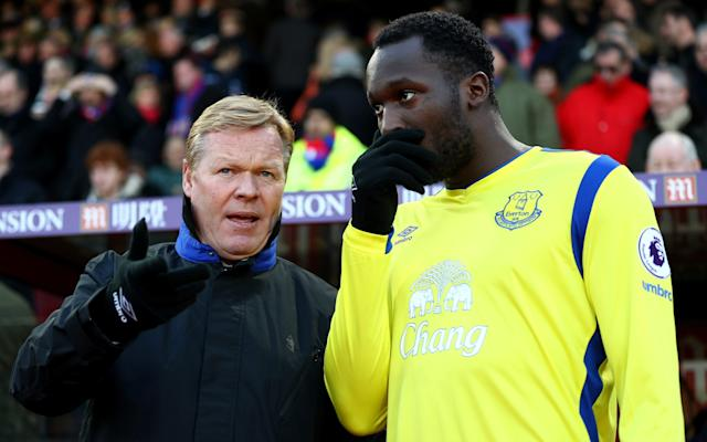 <span>Ronald Koeman says he understands the player's ambition</span> <span>Credit: Getty Images </span>