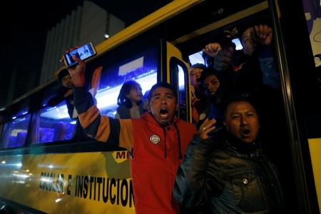 Ecuador's president strikes 'peace' deal, agrees to change fuel subsidy cuts