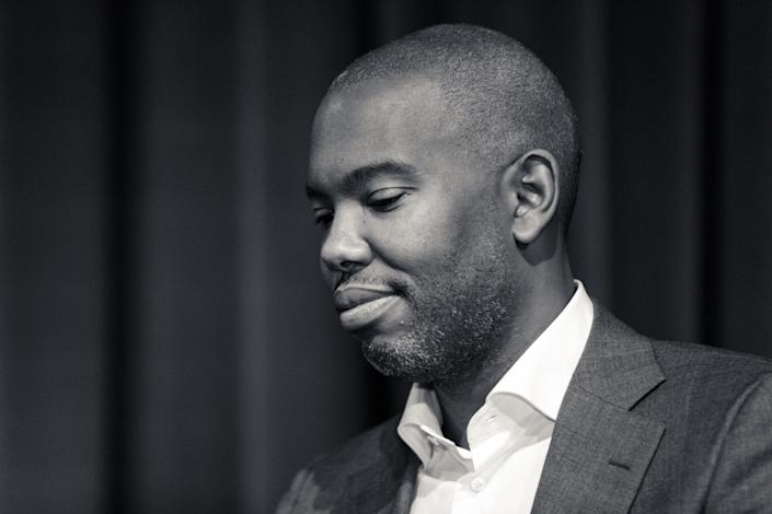"""Ta-Nehisi Coates, who wrote the much-discussed essay """"The First White President"""" in October. (Photo: NurPhoto via Getty Images)"""