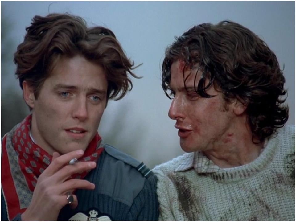 Hugh Grant The Lair of the White Worm