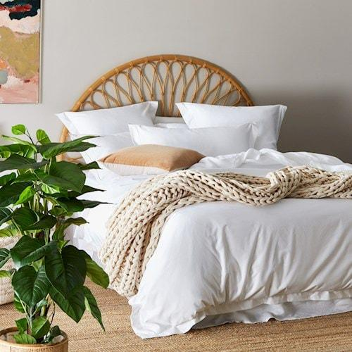 Home Republic's Newport Natural Chunky Knit Throw, $139.99