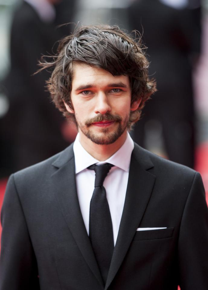 LONDON, UNITED KINGDOM - MAY 12: Ben Whishaw attends the Arqiva British Academy Television Awards 2013 at the Royal Festival Hall on May 12, 2013 in London, England. (Photo by John Phillips/UK Press via Getty Images)