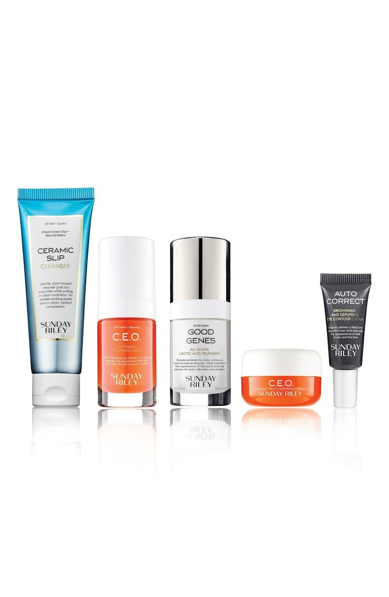 "Save big on the C-suite of skin care, including the brand's bestselling Vitamin C serum and Lactic Acid Treatment. <strong><a href=""https://fave.co/2O0EmOf"" target=""_blank"" rel=""noopener noreferrer"">Normally $148, get it on sale for $99 during the Nordstrom Anniversary Sale</a>.</strong>"